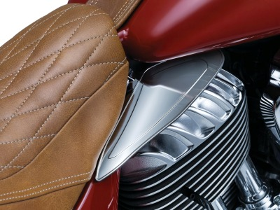 Indian Saddle Shield Heat Deflector Kuryakyn 7181